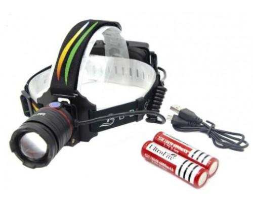 Налобный фонарь P53