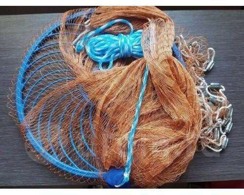 Кастинговая накидка 4.5м из кордовой нити