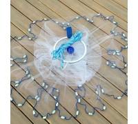 Кастинговая сеть с малым кольцом