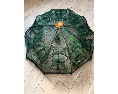 Раколовка зонтик 20 входов