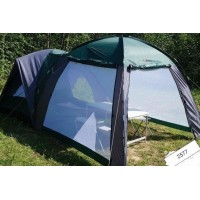 Палатка 4 местная двухслойная.