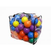 Intex Набор мячей 49600 NP 100шт в упаковке, d=8см