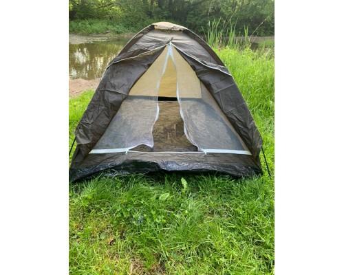 Палатка двух местная 210х120х90см